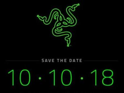 Razer sends out launch event Invites, Probably for Razer Phone 2