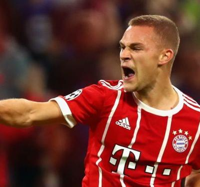 Kimmich signs new contract at Bayern Munich