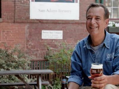 Boston Beer's Jim Koch Dines With Trump, Toasts 'Kick Ass' Tax Cuts