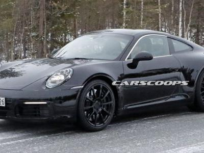 Porsche 911 Hybrid Appears To Be Moving Forward, Engineers Targeting 43 Mile Electric-Only Range