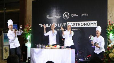 Thailand Live Gastronomy festival organises to boost culinary tourism in the Kingdom