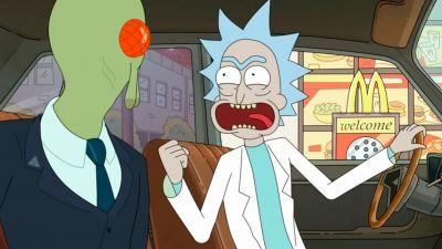 McDonald's Sends 'Rick and Morty' Creators a Bottle of 'Mulan' Szechuan Sauce