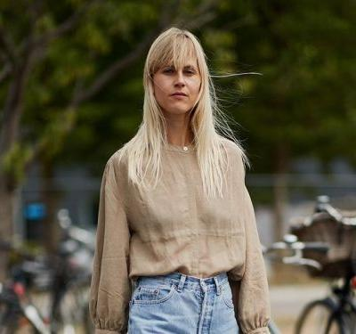 The Denim Trend That's More Popular Than Skinny Jeans for Fall