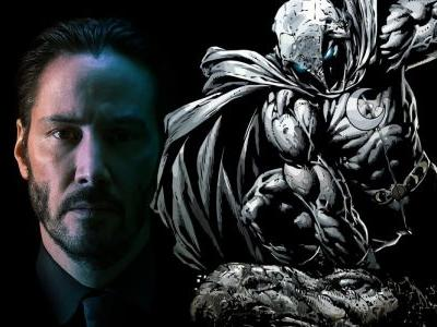 What Keanu Reeves Would Look Like As The MCU's Moon Knight