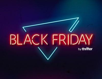Hey Black Friday buffs! Thrifter is taking over iMore's Homepage!