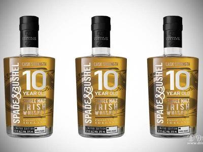 Spade and Bushel 10-year-old cask Strength Irish Whiskey: Bringing the taste Ireland to America