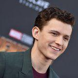 Tom Holland, Actual Superhero, Rescues a Stray Dog and Takes It to the Vet