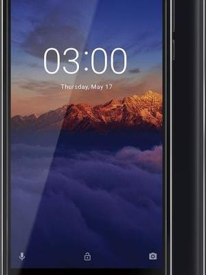 Nokia 3.1 now appears running Android Pie at Geekbench