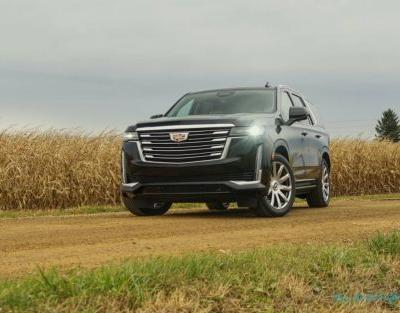2021 Cadillac Escalade First Drive Review - The Recipe for American Luxury