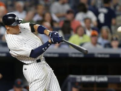 Judge unanimous pick as AL Rookie of the Year