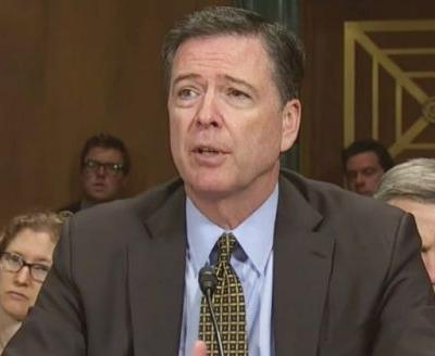 James Comey Reportedly Spoke to Mueller's Office Last Year