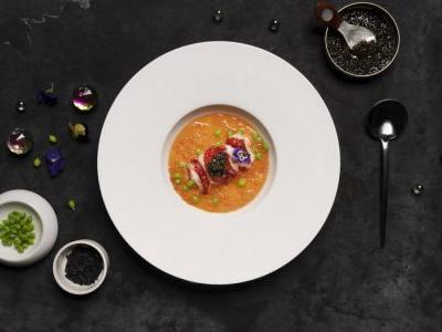 The Michelin stars align in the 'Stellar Dining Series' by The Ritz-Carlton
