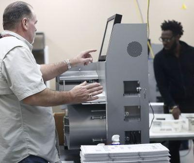 'It's impossible' to finish recount by deadline, Palm Beach county election supervisor says