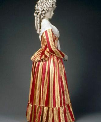 Dressc.1785-1790Museum of Fine Arts, Boston