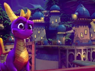 Spyro Reignited Trilogy Includes Classic Spyro Music