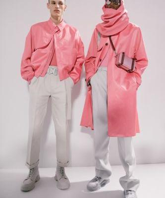 Dior SS20 looked like it had been dug up from a futuristic world
