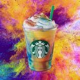 Try Not to Freak Out, but Starbucks Just Released a Tie-Dye Frappuccino!