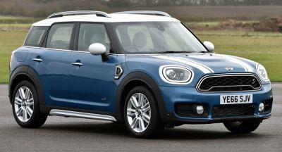 New MINI Countryman Available For Order In UK, Priced From £22,465
