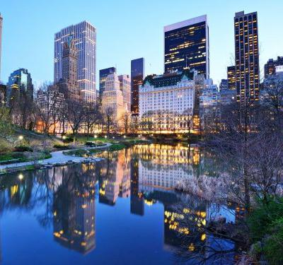 Central Park South is the most expensive street in New York City, new report shows - and it has a median sale price of nearly $10 million