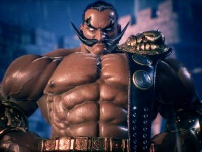 A New Trailer for Arika's The Mysterious Fighting Game is Revealed