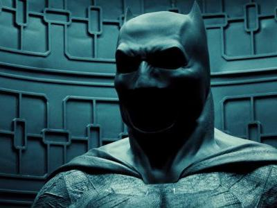 New Batman V Superman Concept Art Shows A Much Different Costume For The Dark Knight