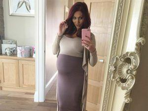 Amy Childs Responds To Controversy Over Diet Shake Post