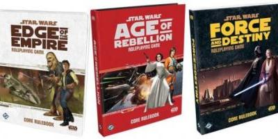 Today's selection of articles from Kotaku's reader run community: Tabletop Stories: Star Wars Fantas