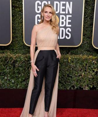 The Celebs Who Broke the Golden Globe Awards Dress Code