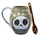 What's This? Oh, Just a Creepy-Cool Nightmare Before Christmas Mug and Spoon Set