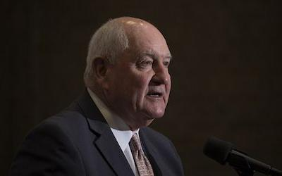 Letter From The Editor: What is Sonny Perdue thinking?