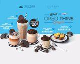 Try Not to Freak Out, but There's an Entirely Oreo-Themed McDonald's Menu