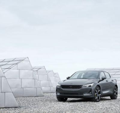 The Volvo Polestar 2 is the first Google Android car