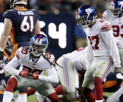 Giants uncork shocking beatdown for emphatic 1st win