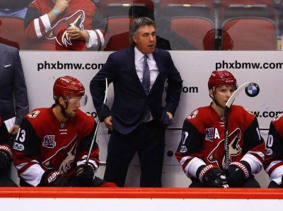Dave Tippett out as head coach of Arizona Coyotes