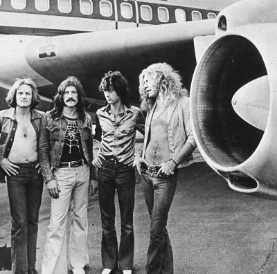 "Trump Administration Picks A Side In Led Zeppelin's ""Stairway To Heaven"" Copyright Fight"