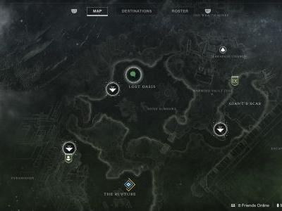 Secret Quest in Destiny 2 - Path to the Black Spindle?