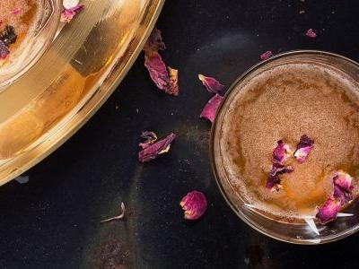 We're Sprinkling Dried Rose Petals on Everything