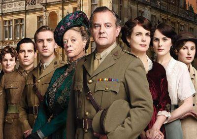 Downton Abbey Movie to Begin Production in 2018
