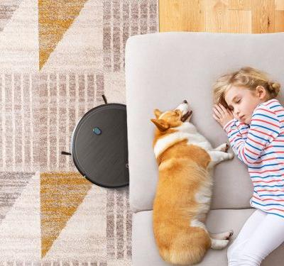 This popular robot vacuum is on sale at Amazon for $180 right now - its lowest price to date