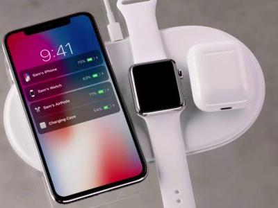 AirPower charging mat reportedly enters production after missing 2018 release
