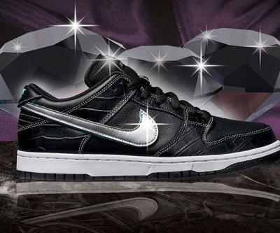 Diamond Supply Co. & Nike SB Shine Bright In This Week's Footwear Drops