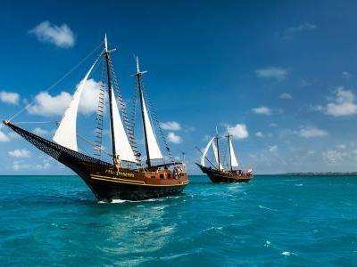 Live Like a Pirate, Learn to Surf and More on a Kid-Friendly Aruba Vacation