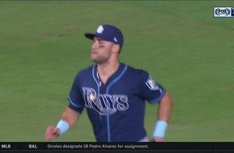 WATCH: Rays veterans have big night, snap Astros' 12-game winning streak