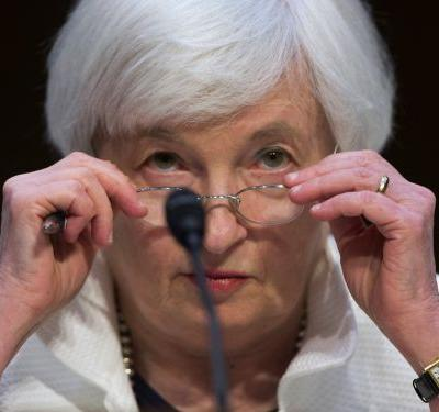 Yellen's farewell at the Fed has become more complicated