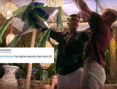 """These Tweets About The Fight On 'Bachelor In Paradise' Will Make You Say """"WTF?"""""""