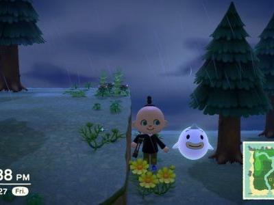 Animal Crossing: New Horizons - How to help Wisp