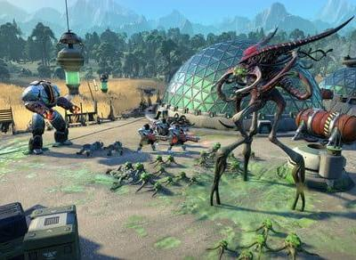 Paradox announces new sci-fi strategy sim 'Age of Wonders: Planetfall'