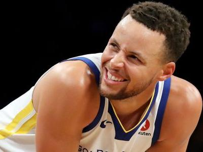 Stephen Curry injury update: Warriors star out at least two weeks with ankle sprain