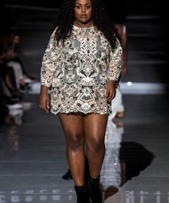 Up-and-Coming Canadian Fashion Designer Lesley Hampton Just Set the Bar for Runway Diversity