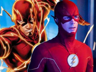 The Flash: It Took 6 Seasons For An Comic Accurate Costume
